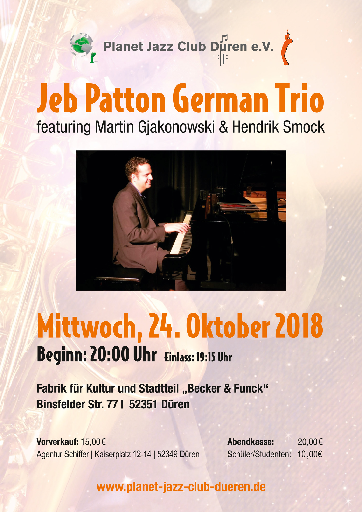 jep-patton-german-trio-plakat