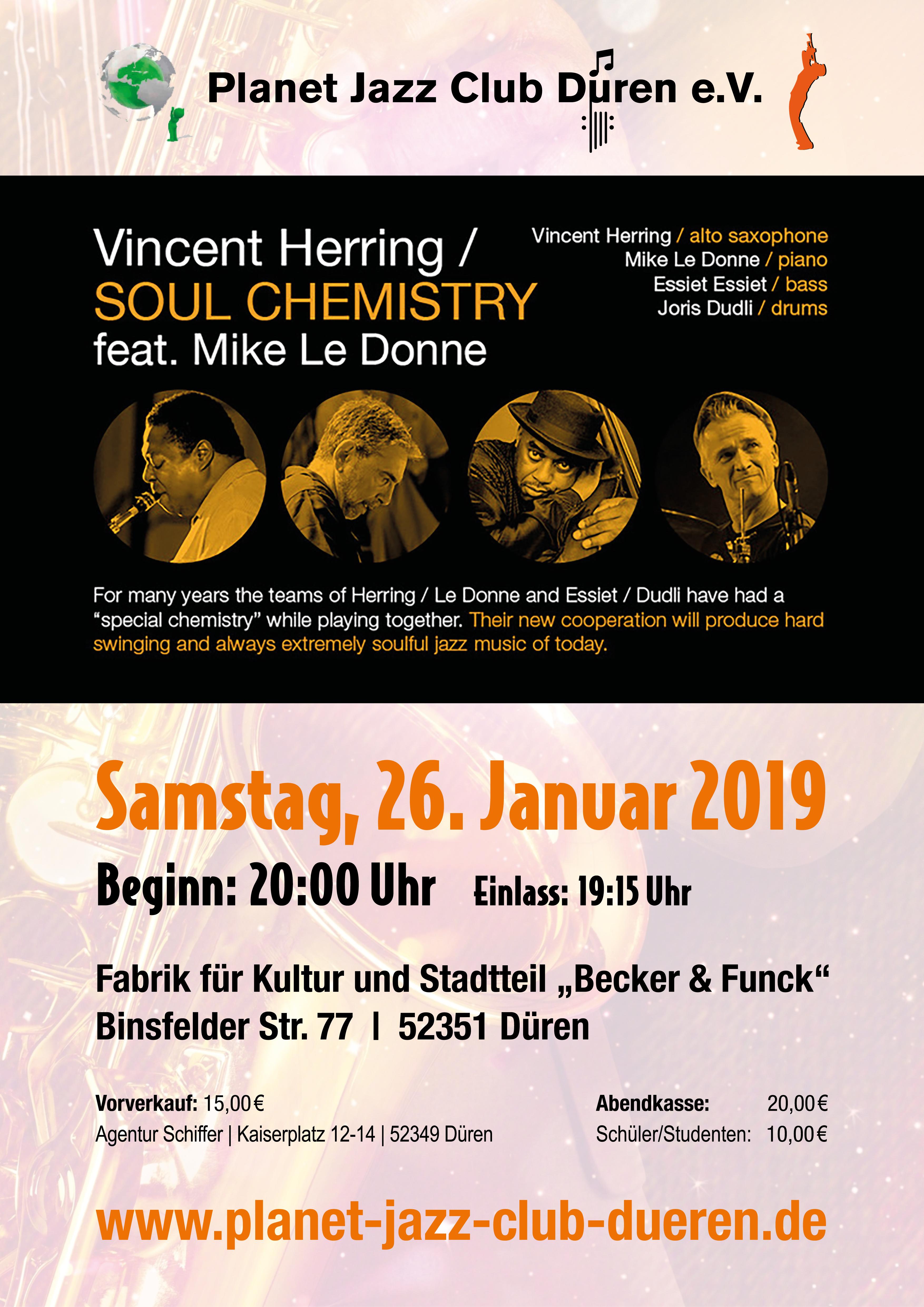 vincent-herrings-soul-chemistry-plakat
